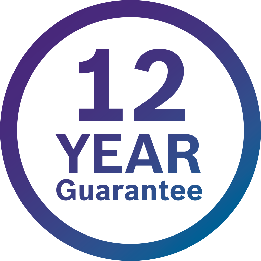 Worcester Bosch Boiler 12 year Guarantee
