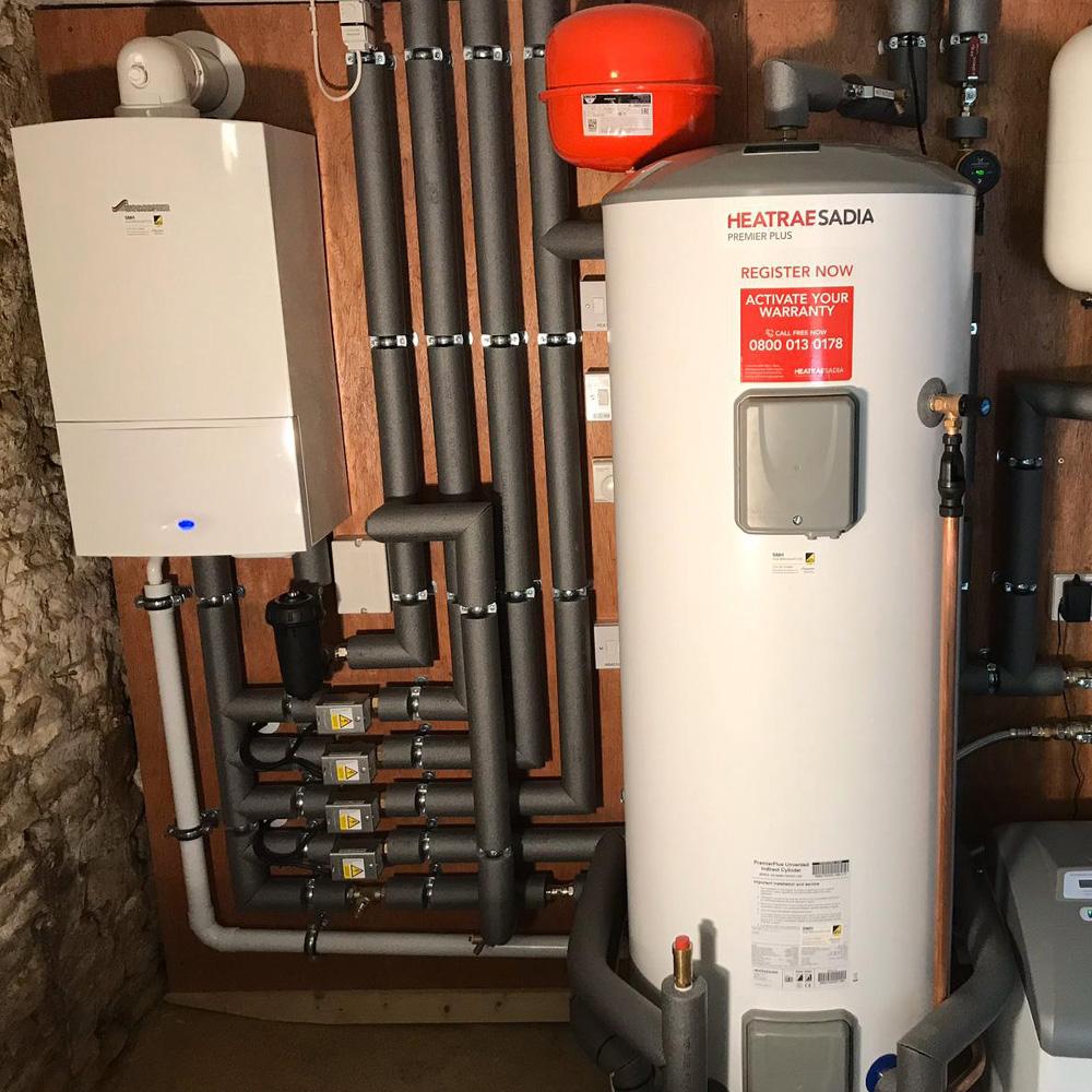Central Heating Installation Banbury