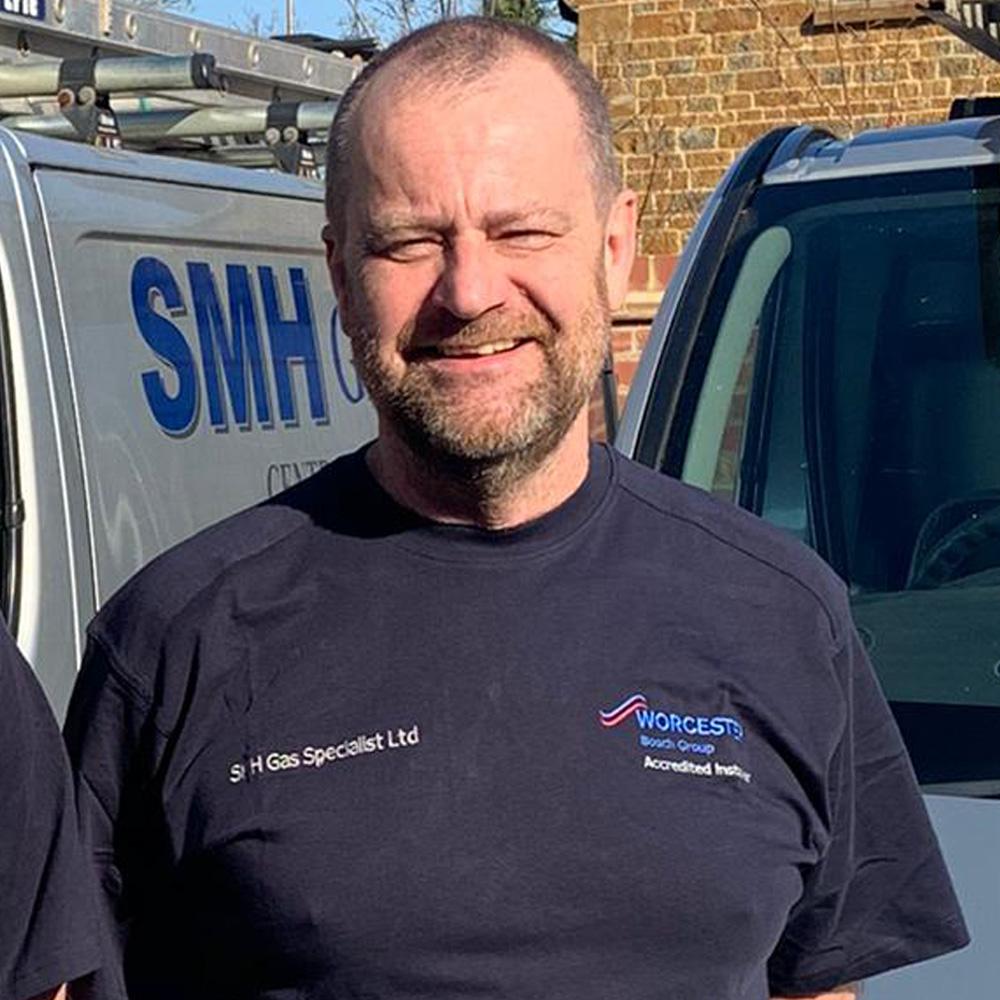 Steve Hall SMH Gas Specialist Ltd Banbury