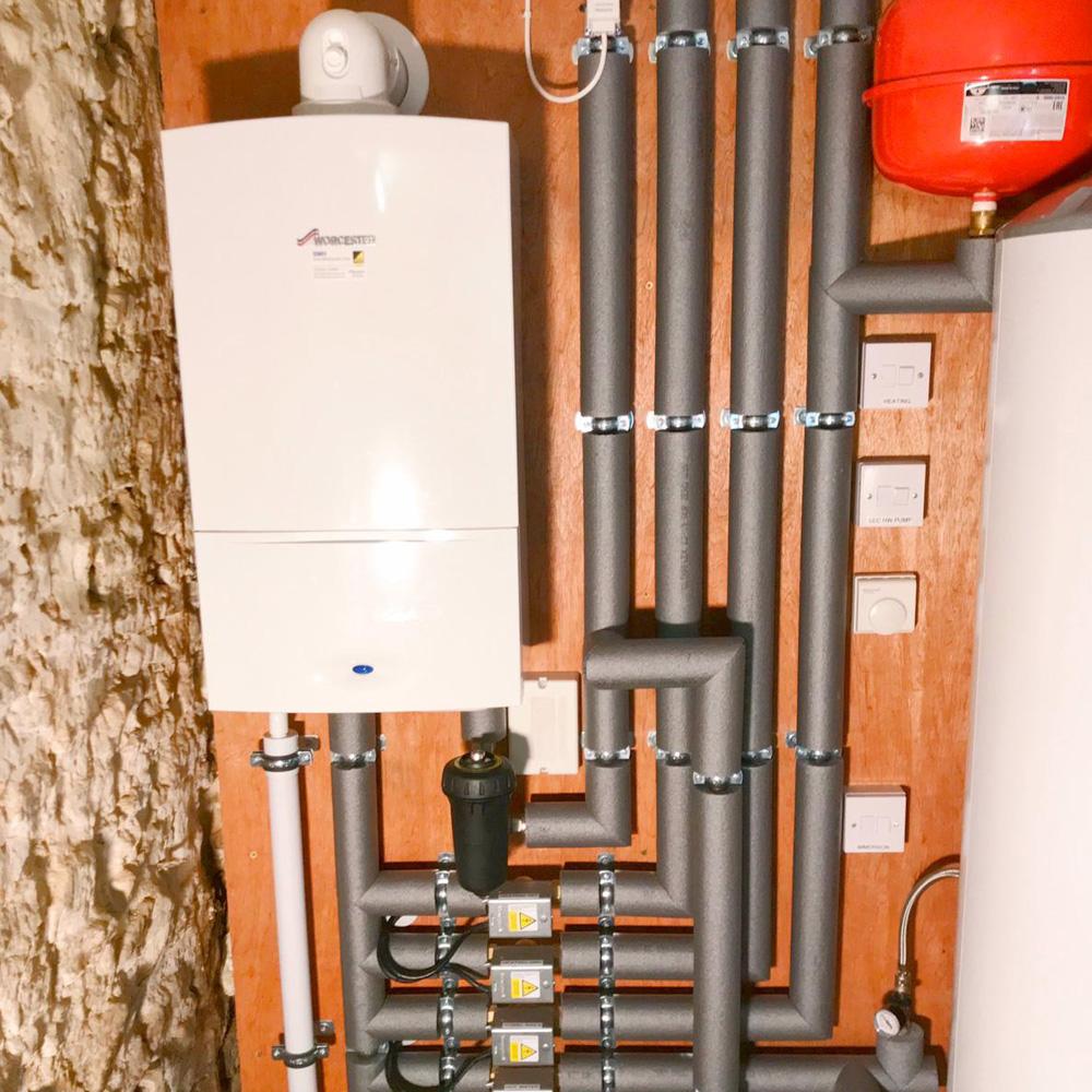 Gas Boiler Installation Bloxham